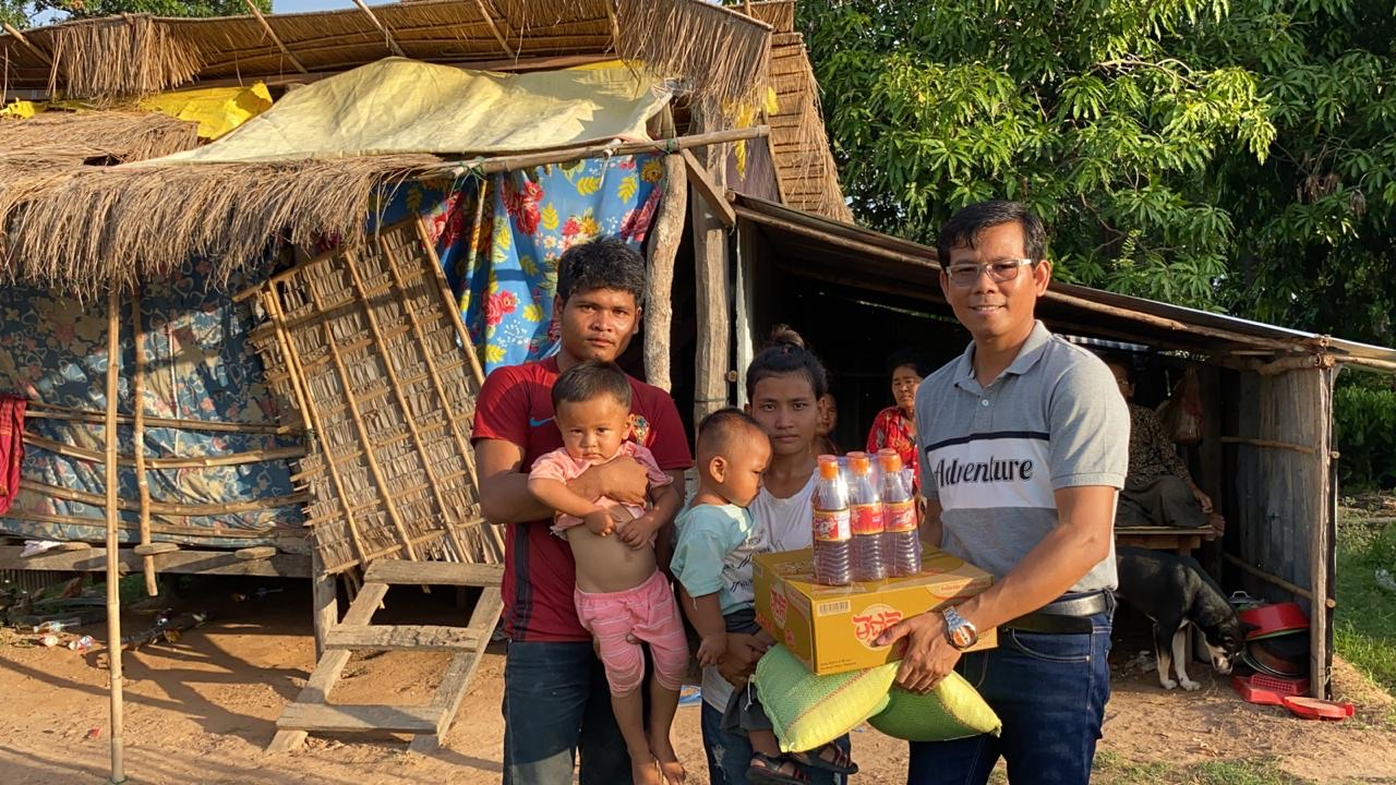 September Update: Cambodia COVID-19 Relief Projects